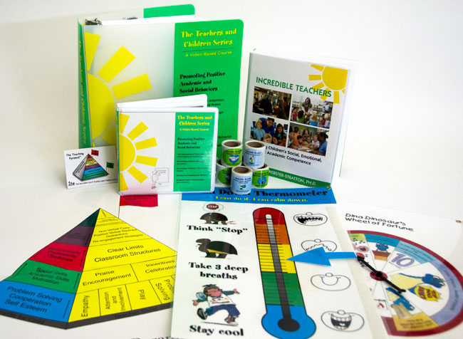 Collaborative Theory Of Classroom Management : Preschool the incredible years