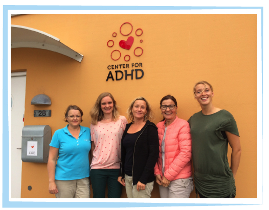 Center for ADHD Staff