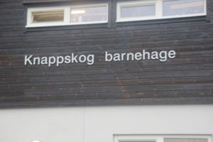 Knappskog Barnehage School